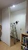 ฉากกั้นห้อง PVC ใบทึบ